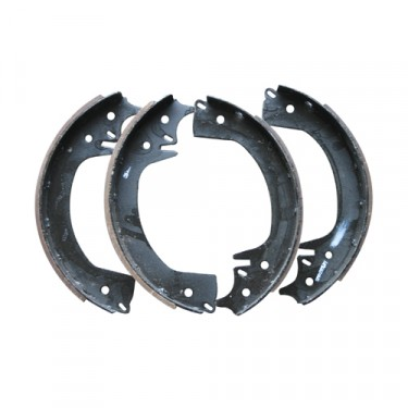 Brake Shoe Set 11, 46-64 Willys Truck, Station Wagon