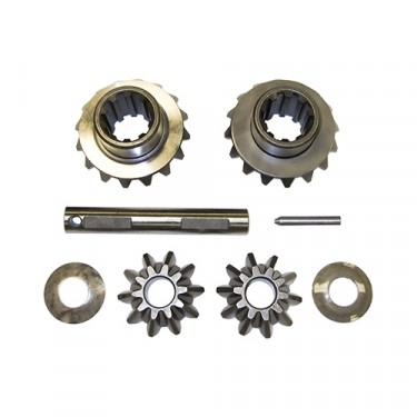 Differential Spider Gear Set, Jeep & Willys with Dana 23, 25, 27