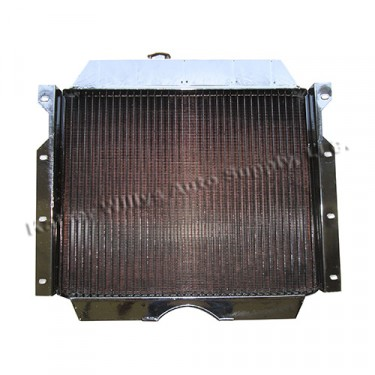 Radiator Assembly - Made in the USA, 57-64 FC-150