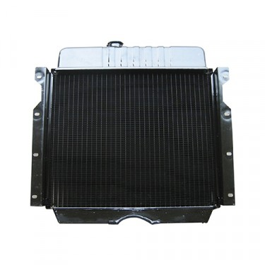 Radiator Assembly, 54-64 Truck, Station Wagon with 6-226 engine