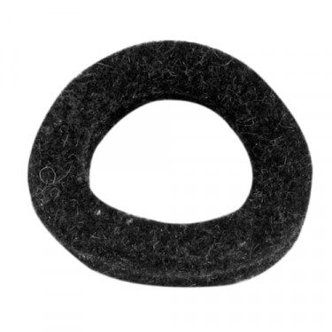 Output Yoke Felt Dust Seal, 41-71 Jeep & Willys with Dana 18 transfercase