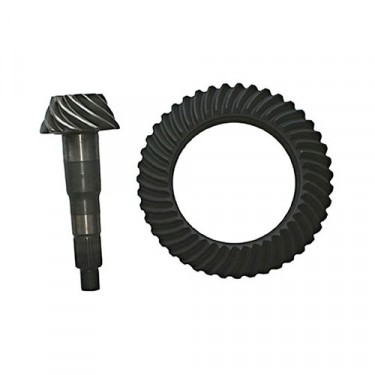 Ring and Pinion Kit with 4.27 Ratio, 86 CJ-7 with Rear Dana 44 with Flanged Axles