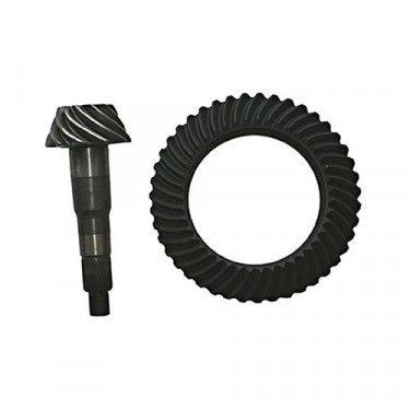 Ring and Pinion Kit with 4.89 Ratio, 86 CJ-7 with Rear Dana 44 with Flanged Axles