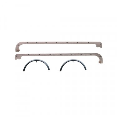Oil Pan Gasket Set, 62-64 Truck, Station Wagon with 6-230 OHC engine