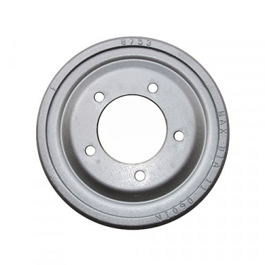 Brake Drum 11Inch, 46-64 Truck, Station Wagon