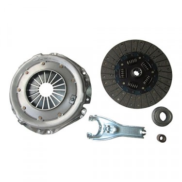 "Master Clutch Kit 10-1/2"" (diaphram style), 66-71 CJ-5, Jeepster with V6-225 engine"