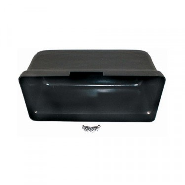 Plastic Glove Box Standard Size Replacement Fits 72-73 Jeepster