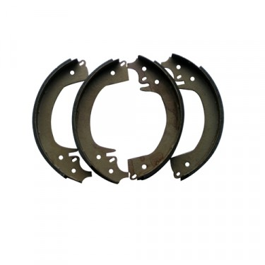 Brake Shoe Set 10 Inch, 67-70 CJ-5