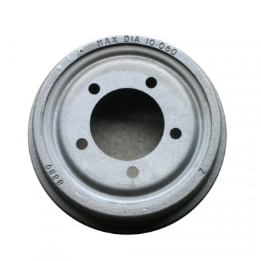 Brake Drum 10 Inch, 66-70 CJ-5, Jeepster