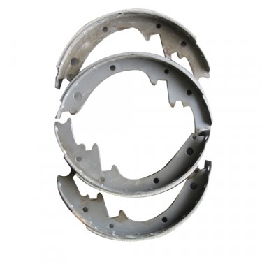 Brake Shoe Set 11 inch, 72-78 CJ