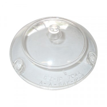 Parking Light Lens (2 required), 72-73 Jeepster Commando