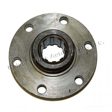 Front Axle Drive Flange, 41-75 Jeep & Willys with Dana 23/25/27