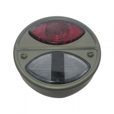Tail & Stop Light Assembly for Driver Side (6 Volt), 41-45 MB, GPW