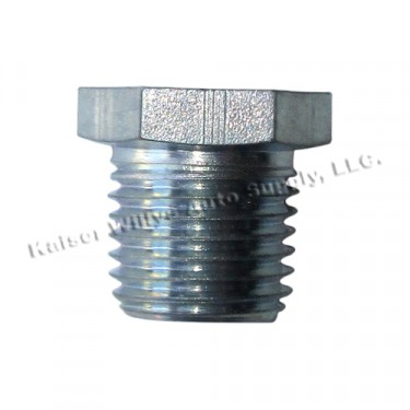 Fuel Strainer Reducing Bushing Fits 41-45 MB, GPW