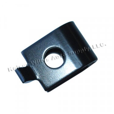 Emergency Cable Clamp (at Air Filter Bracket) Fits 46-53 CJ-2A, 3A