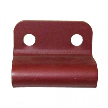 Inner Front Fuel Tank Hold Down Strap Bracket, 41-64 Willys & Jeep