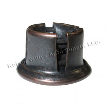 US Made Door Canvas Press Button Fitting (on body - 7 required per side), 41-64 MB, GPW, CJ-2A, 3A, 3B, M38, M38A1