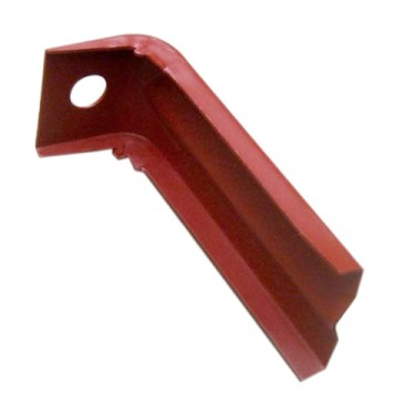 Rear Floor Support L Bracket, 46-71 CJ-2A, 3A, 3B, 5