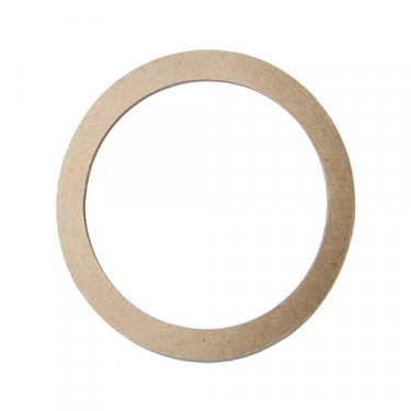 Large Mouth Fuel Tank Gas Cap Gasket, 43-66 MB, GPW, M38, M38A1