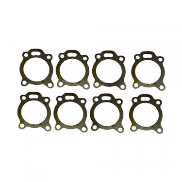Rear Output Bearing Shim Pack, 41-71 Jeep & Willys with Dana 18 transfercase