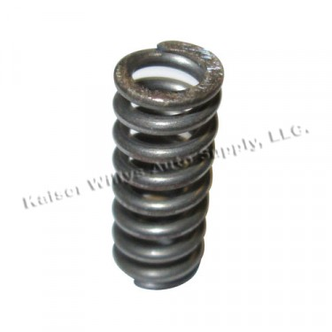 Shift Rail Poppet Spring, 46-71 Jeep & Willys with T90 Transmission