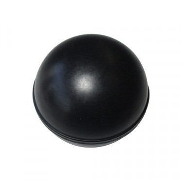 Orignal Reproduction Black Shift Lever Knob (hard rubber), 41-71 Jeep & Willys with Dana 18 transfer case