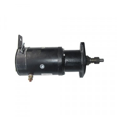 Replacement Starter Motor, 6 volt, 41-49 MB, GPW, CJ-2A