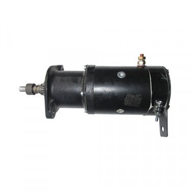 Replacement Starter Motor, 12 volt, 41-49 MB, GPW, CJ-2A
