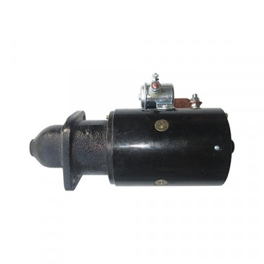 Replacement Starter Motor, 12 volt, 52-66 CJ-3B, 5, 6, Truck, Station Wagon