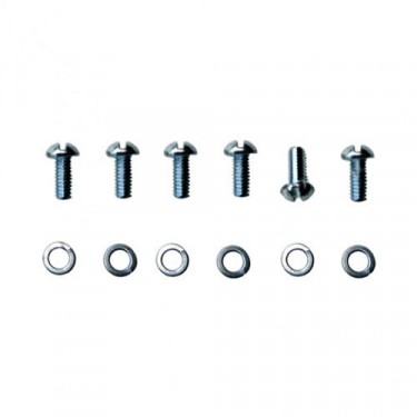 Sending Unit Round Head Screw Kit, 46-64 Truck, Station Wagon, Jeepster