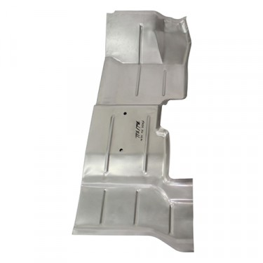 US Made Wide Floor Panel for Driver Side, 76-86 CJ-7, 8
