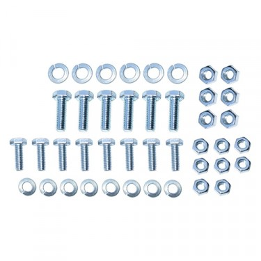 Top Bow Bracket Hardware Kit, 52-66 M38A1