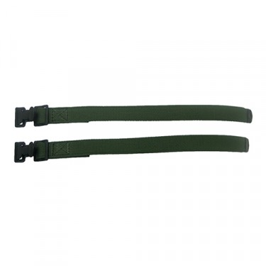 Top Bow Tie Down Strap Set, 52-66 M38A1