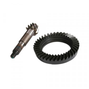 Alloy USA Gear Ring and Pinion Set with 3.73 ratio, 76-86 CJ-5, CJ-7 with Front Dana 30