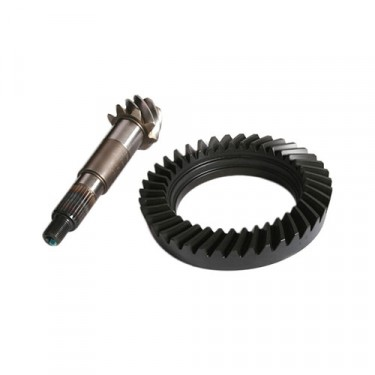 Alloy USA Gear Ring and Pinion Set with 4.10 ratio, 76-86 CJ-5, CJ-7 with Front Dana 30