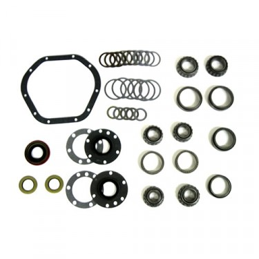 Rear Axle Overhaul Kit Fits 46-49 CJ-2A with Dana 41