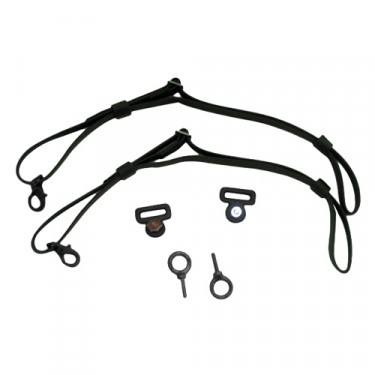 Door Safety Strap Kit, 41-71 Jeep