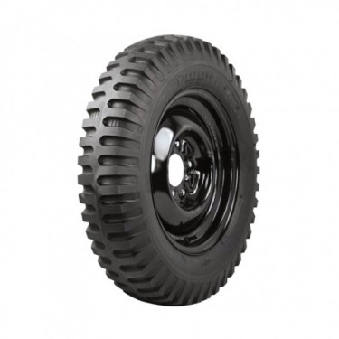"Firestone Non Directional Tire 900 x 16"" Square Shoulder  Fits  41-71 Jeep & Willys"
