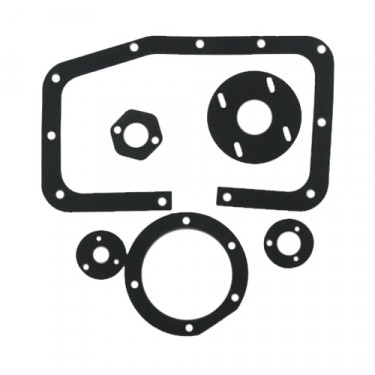 Front Floor Seal Kit, 41-45 MB, GPW