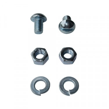 Shovel Bracket Hardware Kit, 41-45 MB, GPW