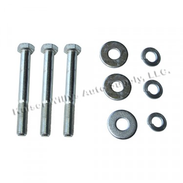 Emergency Brake Handle Assembly Hardware Kit, 52-66 M38A1
