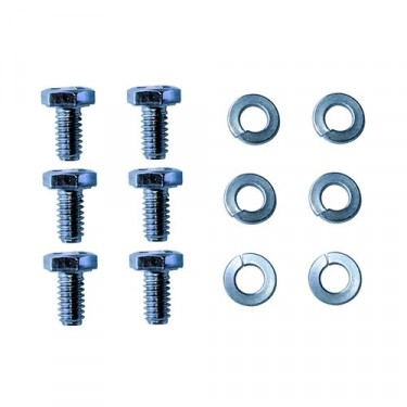 Rear Seat Spring & Pivot Bracket Hardware Kit, 50-66 M38, M38A1