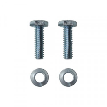 Brake Hose Axle Tee Fitting to Axle Tube Hardware Kit, 41-45 MB, GPW