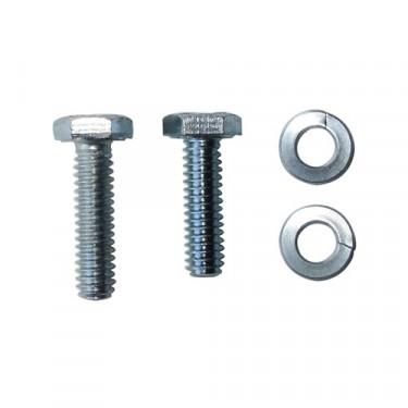 Brake Hose Axle Tee Fitting to Axle Tube Hardware Kit, 50-52 M38