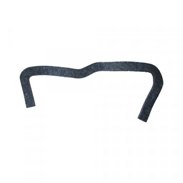 Glove Box Seal, Felt, 41-45 MB, GPW