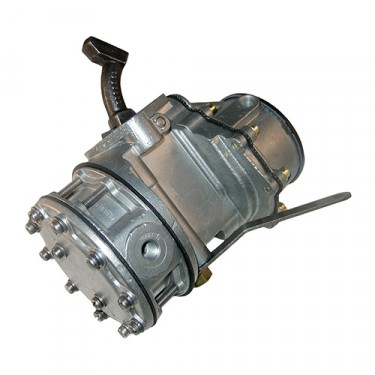 Factory Rebuilt Fuel Pump, 50-62 M38, M38A1