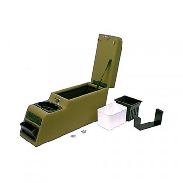 Ultimate Locking Console in Spice, 76-86 CJ