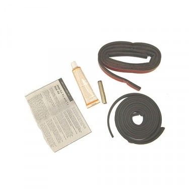 Hardtop Seal Kit with Sealant, 76-86 CJ