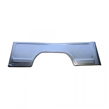 Rear Quarter Panel for Drivers Side,  50-64 Station Wagon
