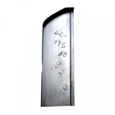 Lower Cowl Steel Repair Panel, 48-51 Jeepster